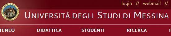 Immatricolazione Università di Messina