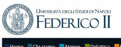 Immatricolazione università di Napoli Federico II