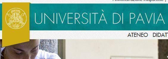 Immatricolazioni Università di Pavia