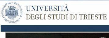 Immatricolazione Università di Trieste