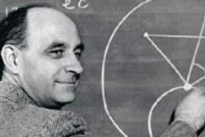 Enrico Fermi, premio Nobel per la fisica nel 1938