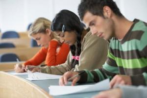 Svolgere un buon compito in classe