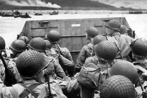 Sbarco in Normandia, 6 giugno 1944