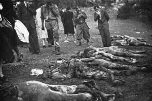 Immagine di vittime degli eccidi
