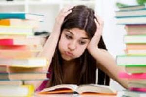 Studiare per recuperare un brutto voto