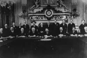 Conferenza di pace di Parigi del 1919