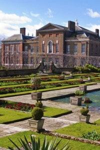 Giardini di Kensington Palace, Londra