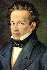Ritratto di Giacomo Leopardi