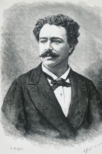 Ritratto di Edmondo De Amicis