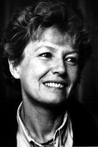Dacia Maraini: foto della giovinezza