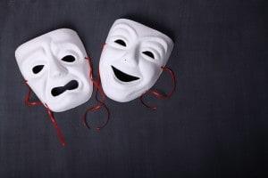 Le maschere, uno dei principali temi del teatro di Pirandello