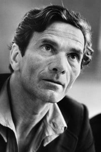 Pier Paolo Pasolini all'Internationalen Filmfestspielen di Berlino, 1971