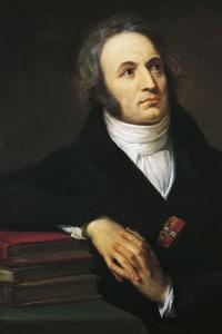 Ritratto di Vincenzo Monti
