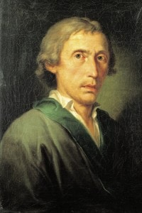 Ritratto di Giuseppe Parini