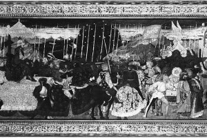 Trionfo di Scipione, opera conservata al Ringling Museum di Sarasota