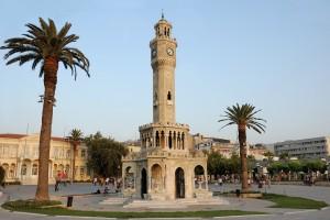 Piazza Konak a Smirne