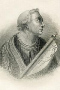 Disegno di Amerigo Vespucci