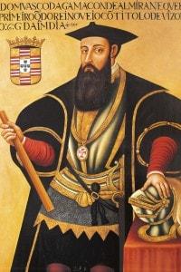 Ritratto di Vasco da Gama