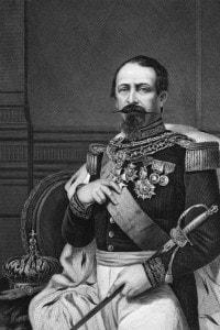 Ritratto di Napoleone III