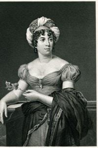 Ritratto di Madame de Staël