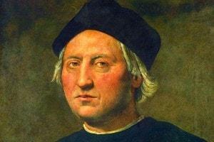 Cristoforo Colombo ritratto da Ridolfo del Ghirlandaio