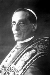 Foto di Benedetto XV