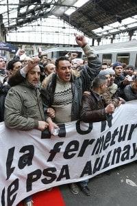 Manifestazione in Francia il 19 marzo 2013