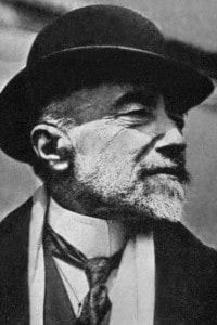Lo scrittore Joseph Conrad