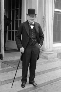 Foto di Winston Churchill
