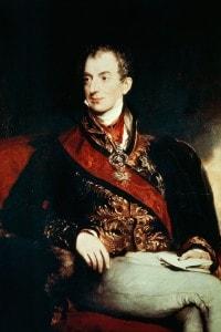 Klemens von Metternich ritratto da Thomas Lawrence