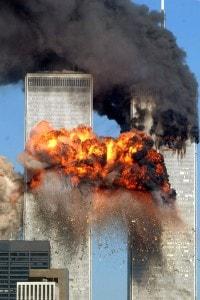 L'attacco alle Torri Gemelle dell'11 settembre 2001