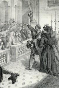 Il giuramento di Giuseppe Garibaldi a Marsala: 20 luglio 1862