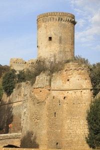 Castello Borgia: rocca  di Nepi utilizzata da Cesare Borgia come rifugio