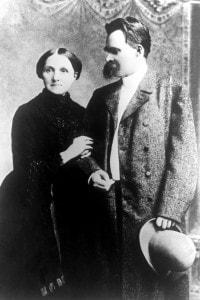 Nietzsche  e la madre