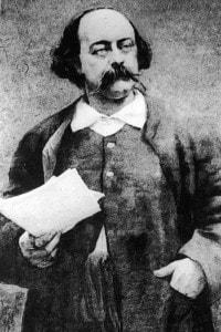 Gustave Flaubert, autore di Madame Bovary