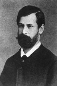 Sigmund Freud da giovane