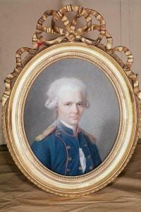 Ritratto di Pierre-Ambroise-François Choderlos De Laclos