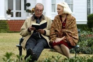 Scena dal film Le pagine della nostra vita