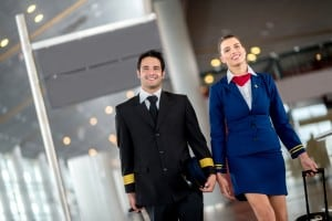 Come diventare hostess e steward di volo