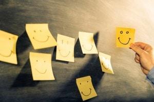 Come pensare positivo