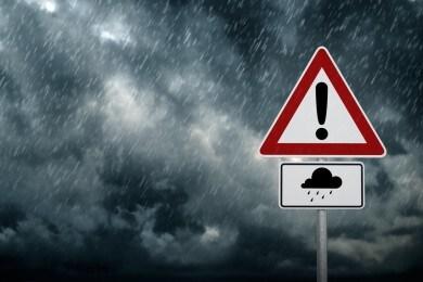 Allerta meteo: scuole chiuse per maltempo 11 e 12 dicembre