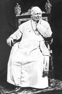 Foto di Papa Pio IX