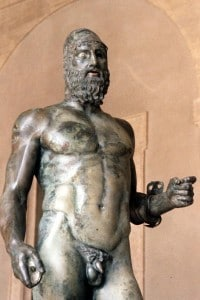 Statua B dei Bronzi di Riace