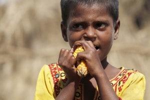 Come scrivere un tema sulla fame nel mondo