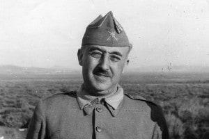 Foto di Francisco Franco