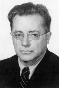 Palmiro Togliatti, politico e antifascita italiano, leader del PCI