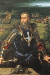 Ritratto del duca Alfonso I d'Este