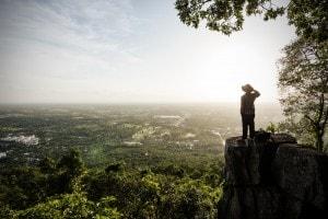 Come strutturare un tema sul rapporto uomo-natura
