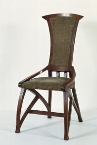 Uno degli oggetti di design realizzati da Van De Velde
