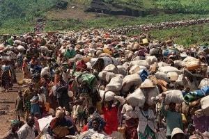 Rifugiati dal Ruanda